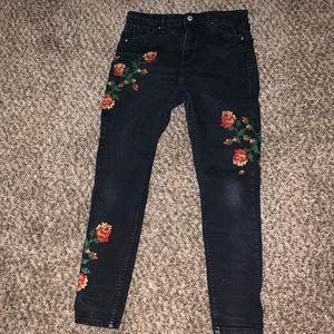 TopShop Moto Skinny Jeans Pants size 32